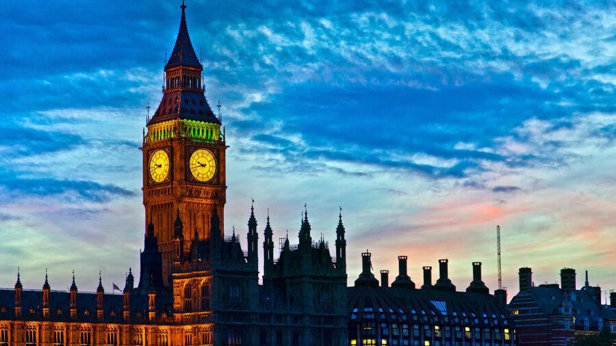 Elizabeth Tower (Big Ben), London, England