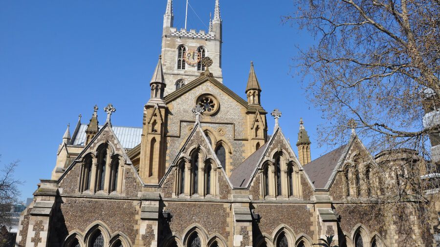 Southwark Cathedral, London, England