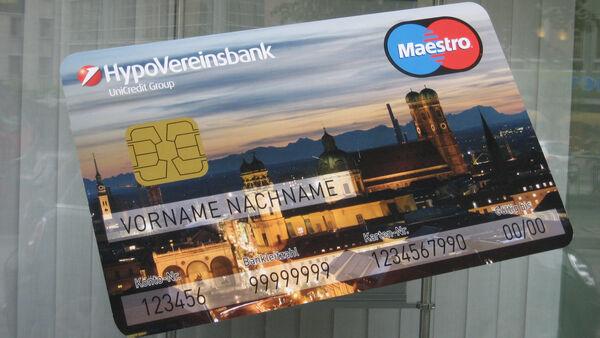 German credit card