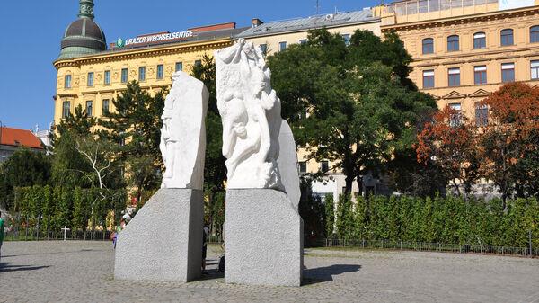 Monument Against War and Fascism, Vienna