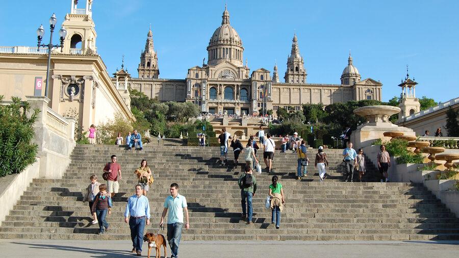 Catalan Art Museum, Barcelona, Spain