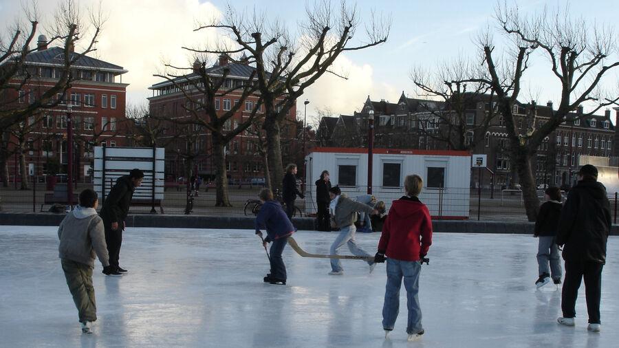 Ice hockey, Amsterdam, Netherlands