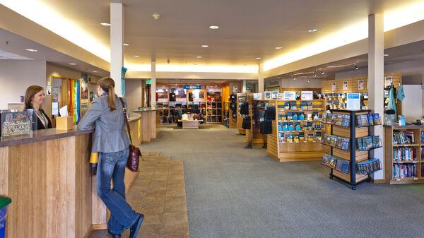 Rick Steves' Europe travel center in Edmonds, Washington