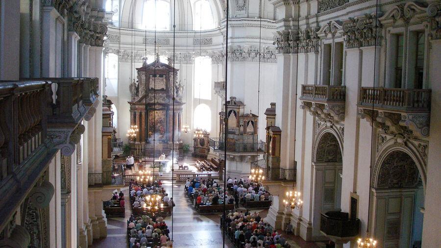 Salzburg Cathedral, Salzburg