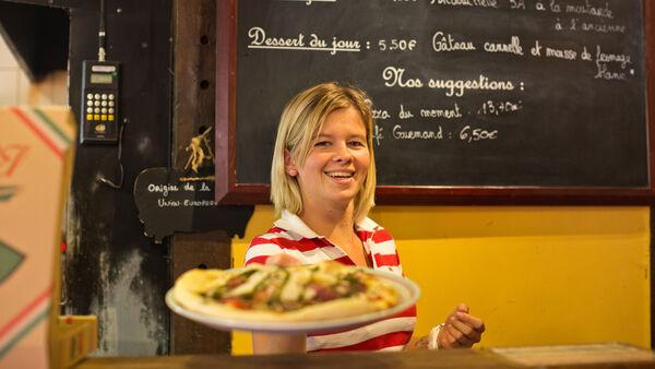 Pizzeria La Passacaille, Chartres, France