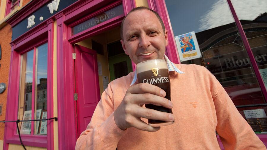 Pub in Westport, Ireland