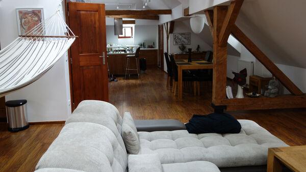 Apartment in Prague, Czech Republic