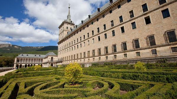 Monasterio de San Lorenzo, El Escorial, Spain