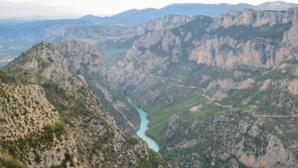 Le Grand Canyon du Verdon, France