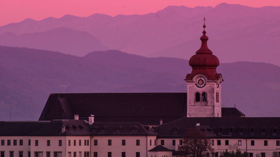 Nonnberg Abbey, Salzburg