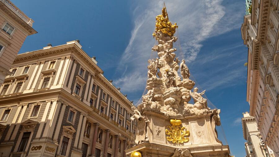Holy Trinity Plague Column, Vienna