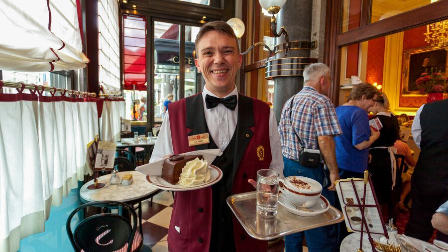 Café Sacher, Vienna