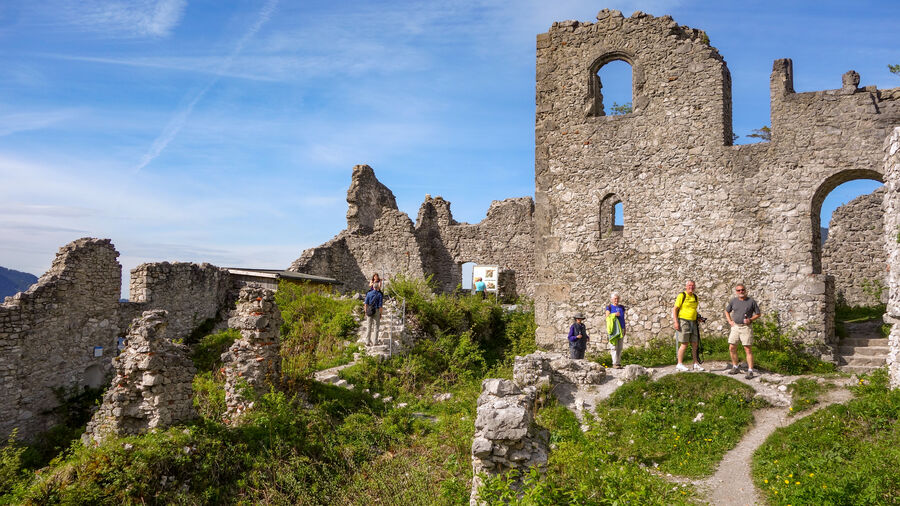 Ehrenberg Castle ruins, Reutte