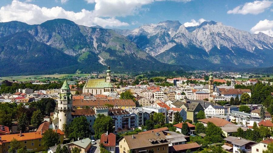 Hall, Tirol
