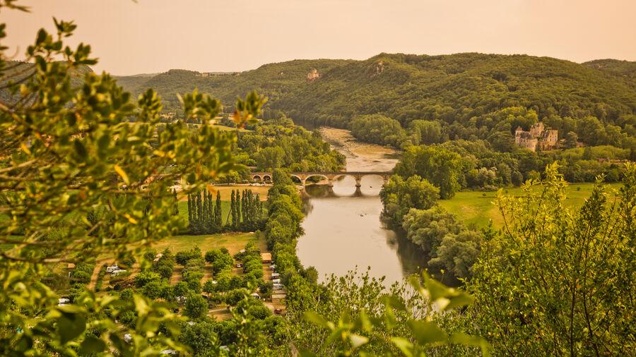 Dordogne River Valley