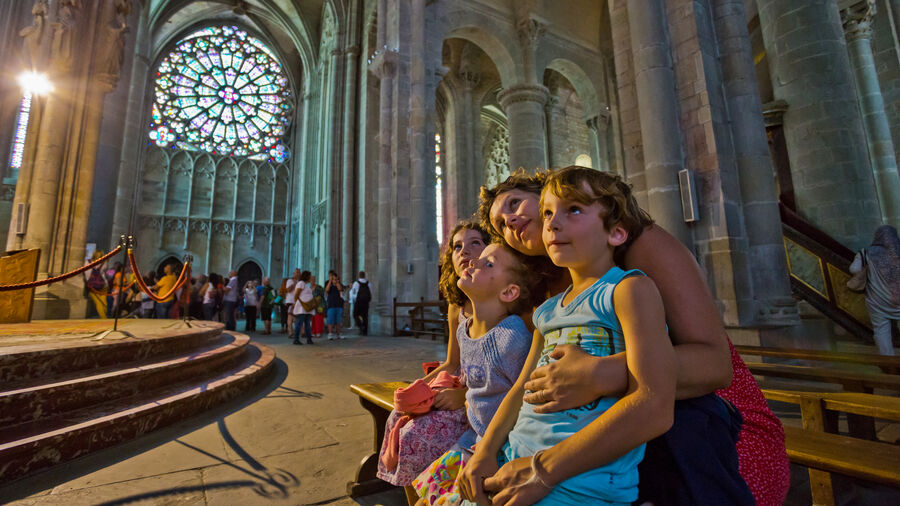 Basilique des Saints Nazaire et Celse, Carcassonne