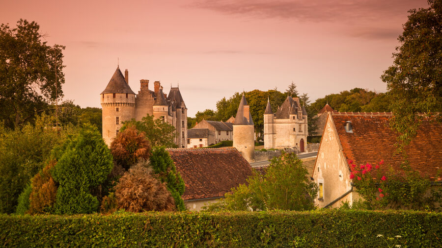 Château de Montpoupon, Loire