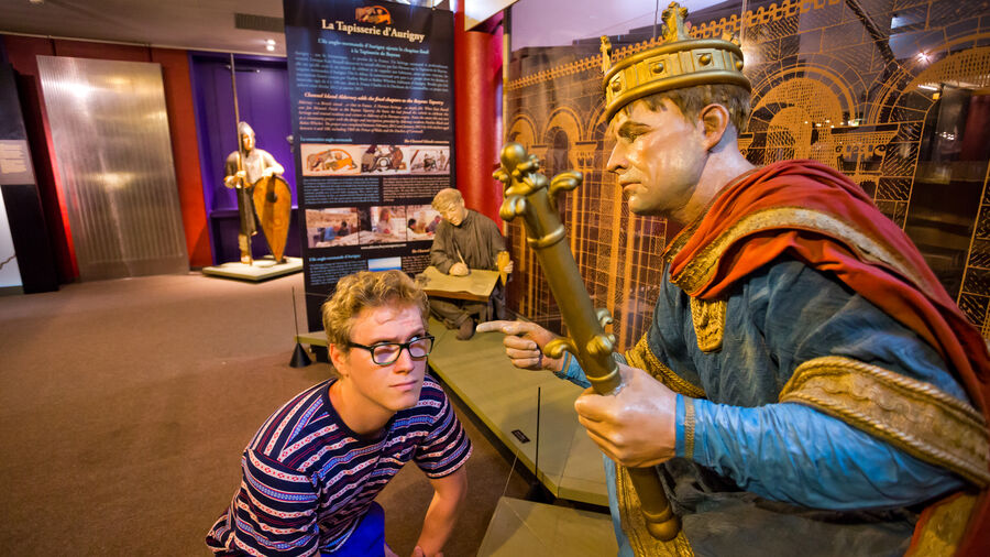 Bayeux Museum, Normandy