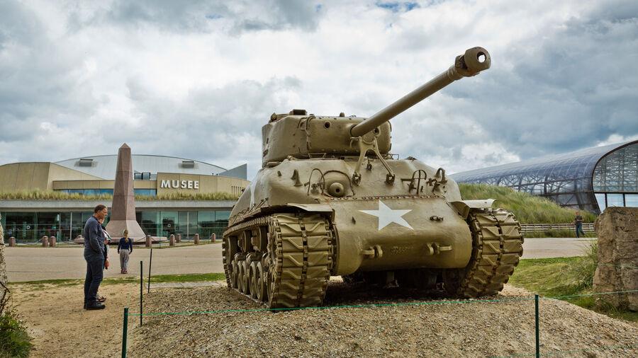 Utah Beach Landing Museum, Ste-Marie-du-Mont