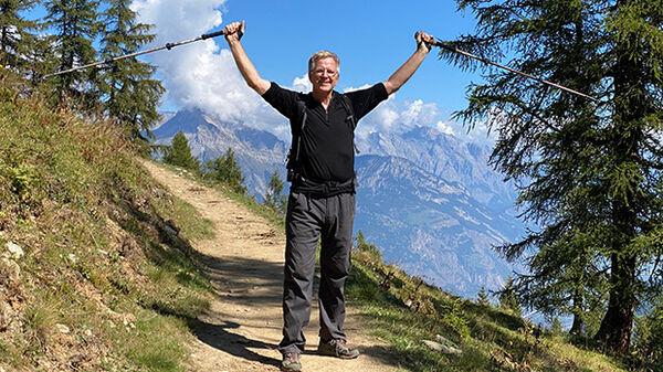 Mont Blanc trail