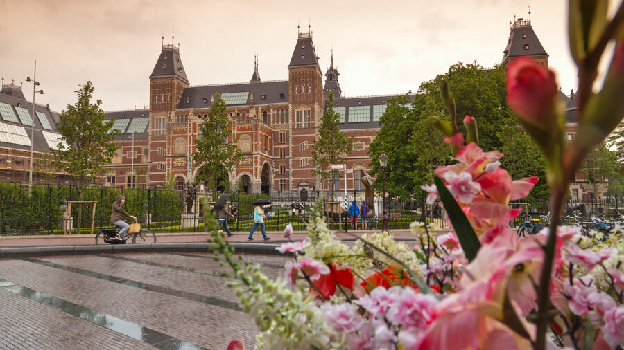 Rijksmuseum, Museumplein
