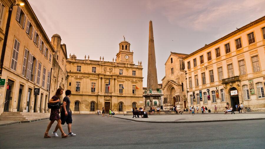 Republic Square, Arles