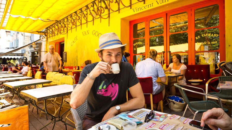 Café la Nuit, Arles