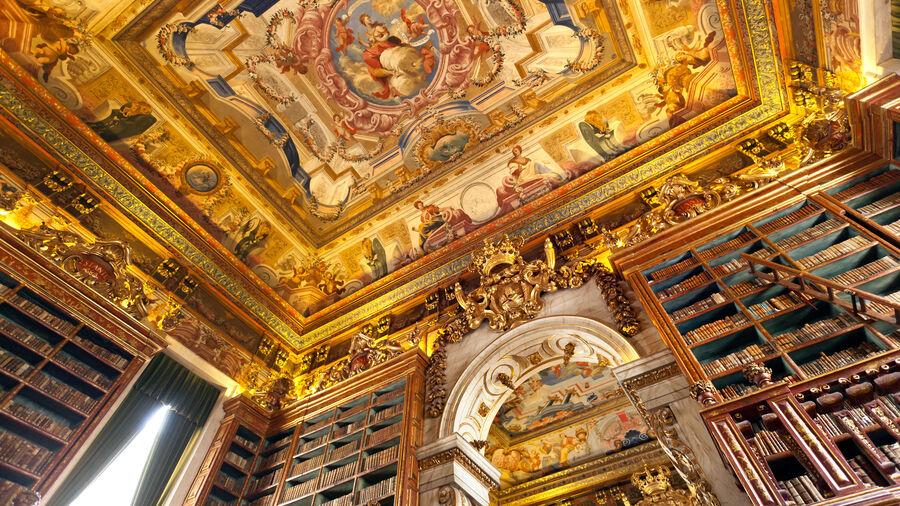 King João's Library, Coimbra