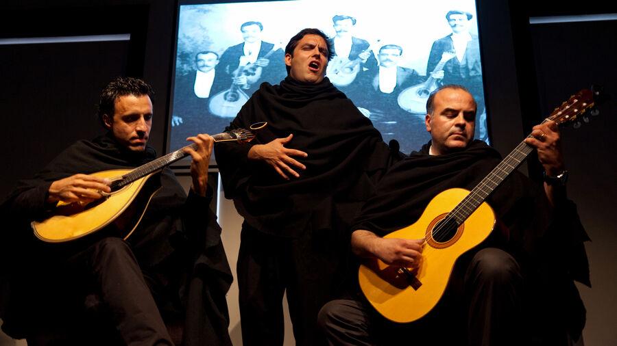 Fado performance, Coimbra