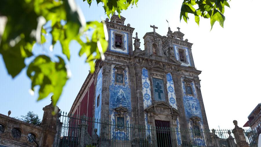 St. Ildefonso, Porto