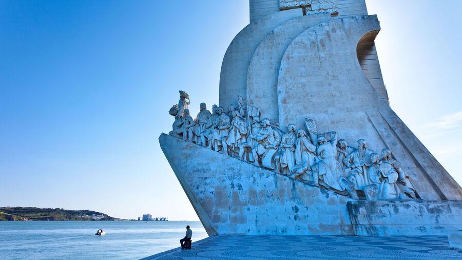 Monument to the Discoveries, Belém district, Lisbon