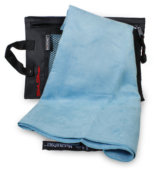 Sky Blue King Size Micronet Travel Towel