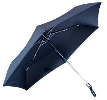 Black Travel Umbrella