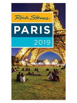 Paris 2019 Guidebook