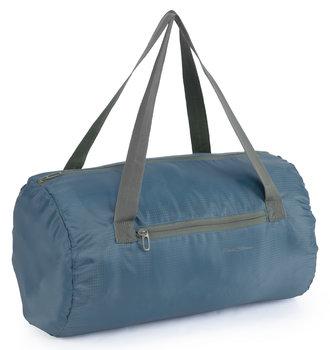 Rick Steves Packable Duffel Bag, dark navy