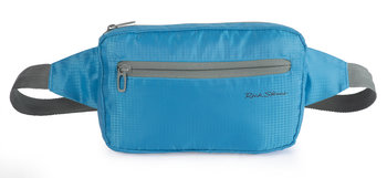 Rick Steves Packable Hip Pack, turquoise color