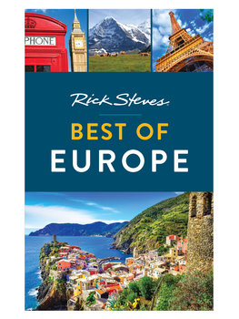 Best of Europe Book