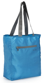 Rick Steves Packable Tote, turquoise color