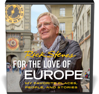 For the Love of Europe Audio Book