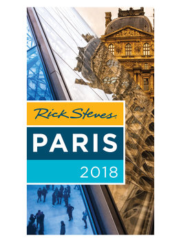 Paris 2018 Guidebook
