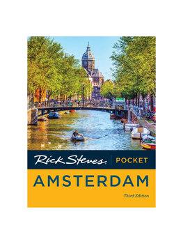 Pocket Amsterdam guidebook by Rick Steves