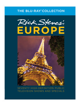 Rick Steves' Europe: The Blu-ray Collection