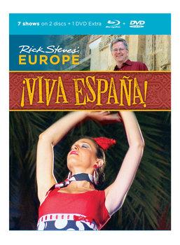 Viva Espana Blu-ray + DVD Combo Set