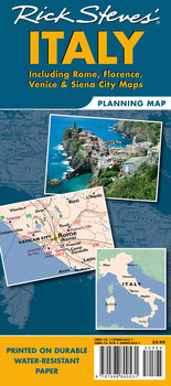 Travel Map Of Italy With Cities.Italy Planning Map