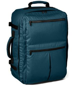 Plum Classic Back Door Bag