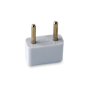 european power adapter for italy france rick steves. Black Bedroom Furniture Sets. Home Design Ideas