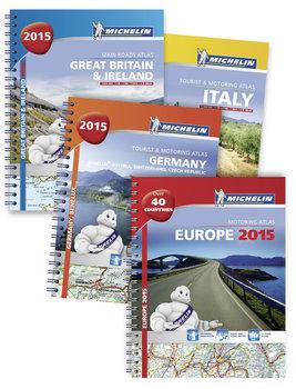 Michelin Road Atlases
