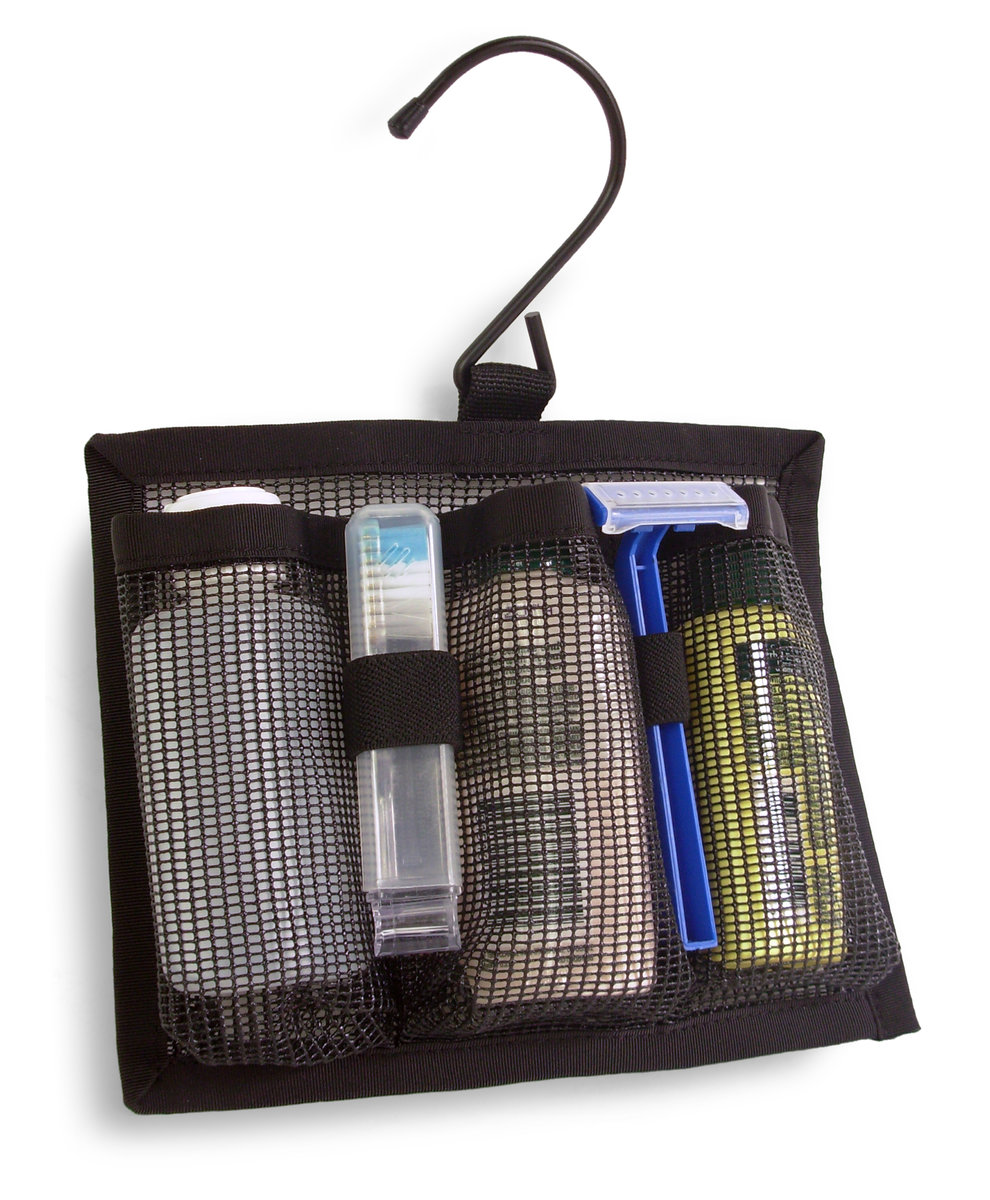 Travel Shower Caddy - Hanging | Rick Steves Travel Store