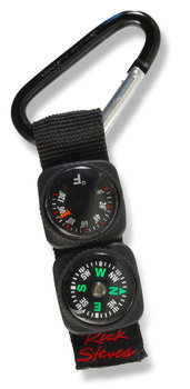 Travel Compass / Thermometer