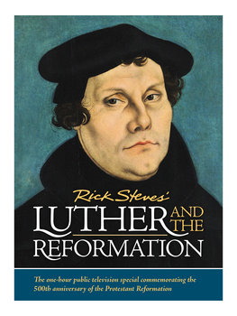 Rick Steves' Luther and the Reformation DVD
